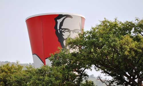 Kentucky Fried Chicken Ein grosartiges Branding Beispiel 1 - Kentucky Fried Chicken –Ein großartiges Branding-Beispiel